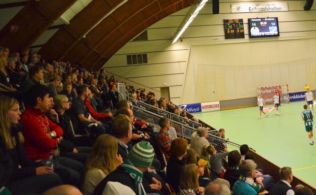 Foto: Handbollsbloggen. Allt fler ser svensk herrhandboll.